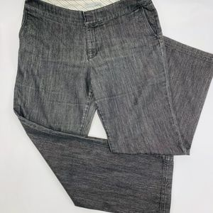 Chico's Womens Jeans 2.5 Reg Black Platinum